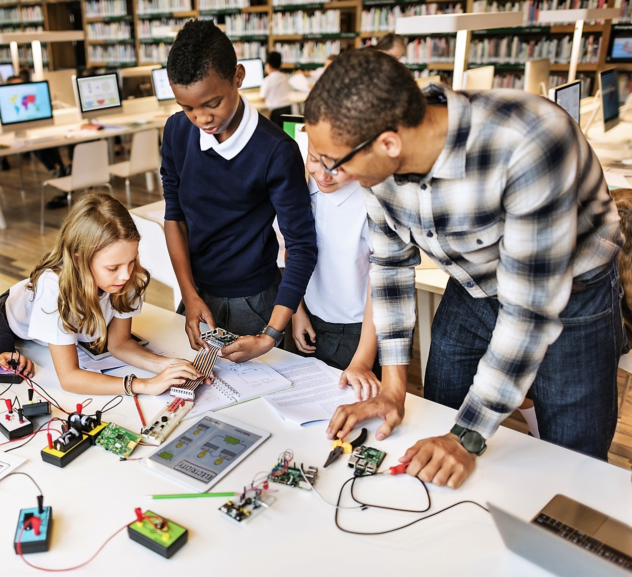 STEM Education is More Than Science and Math Courses