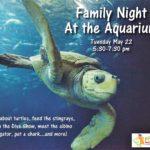 Family Night at the Aquarium