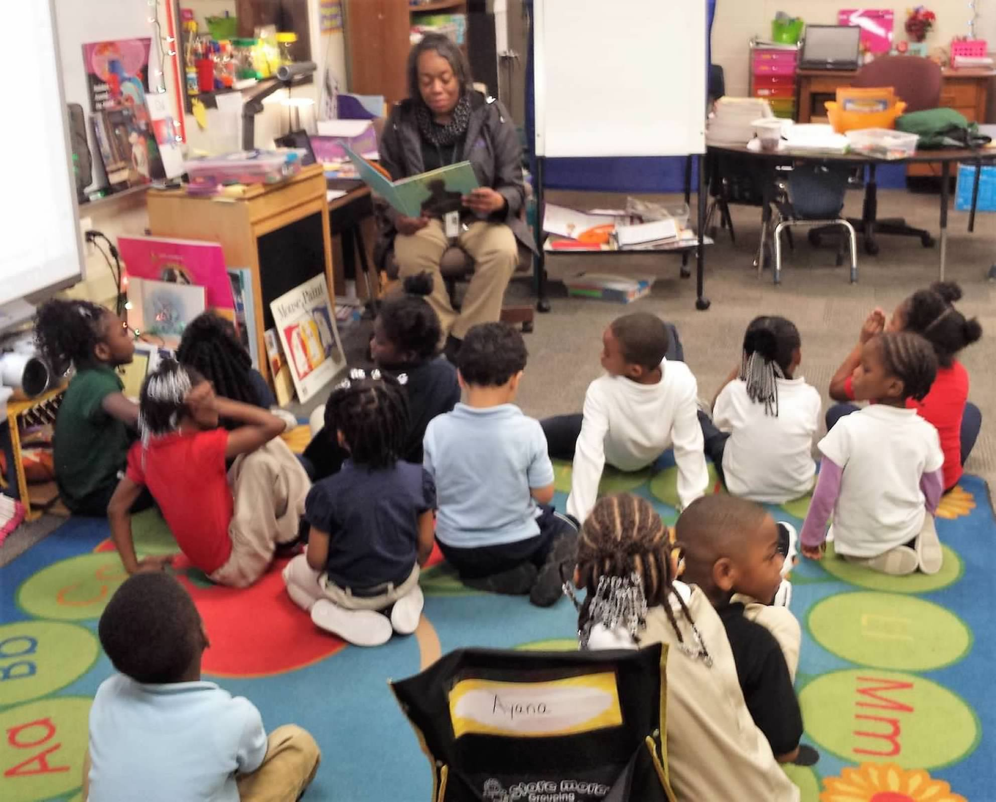 21st Century Community Learning Grant from State for $200,000 Propels Enrichment Services at Mary Ford Elementary