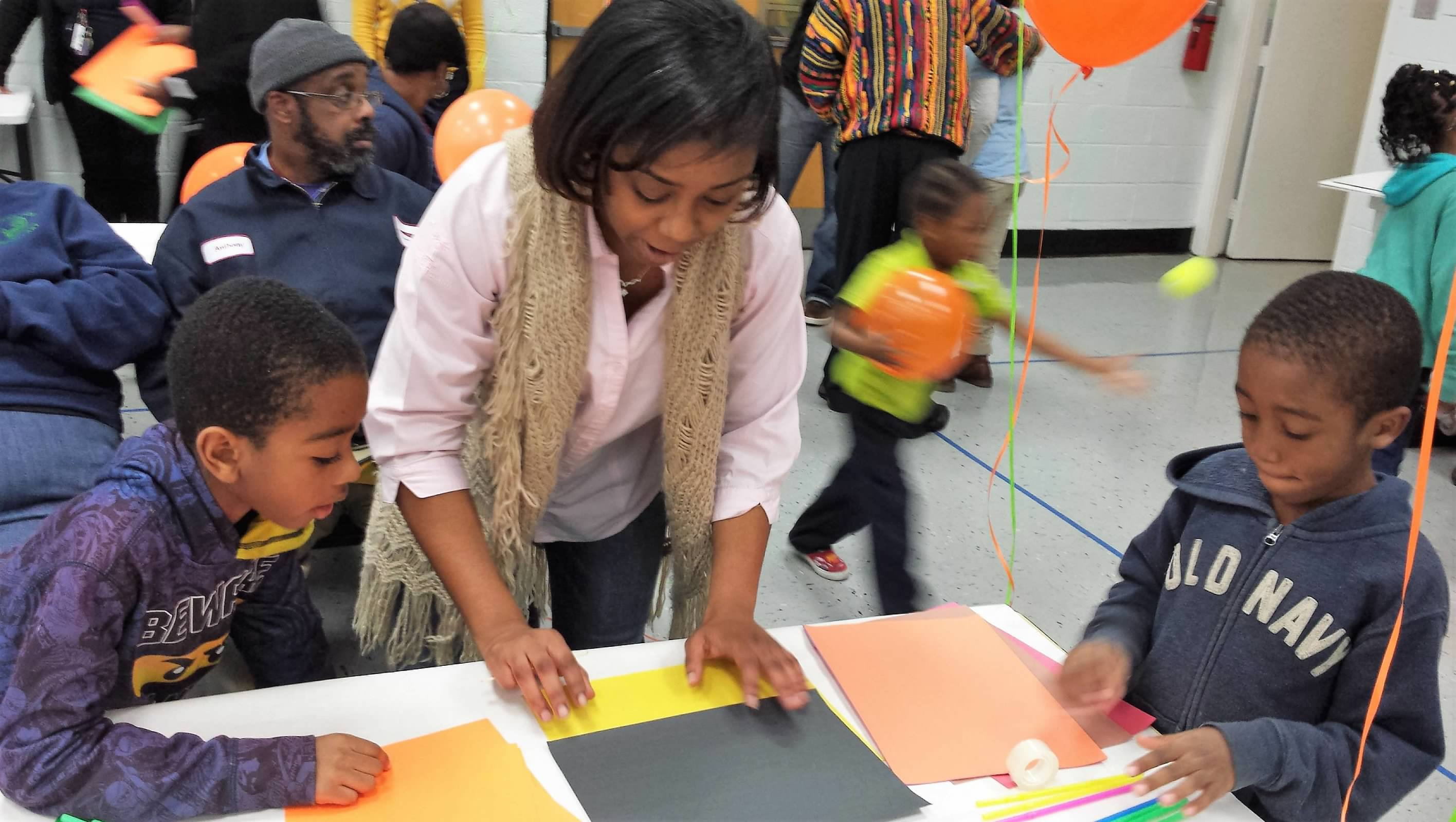 Volunteer for Family Science Night Oct. 31