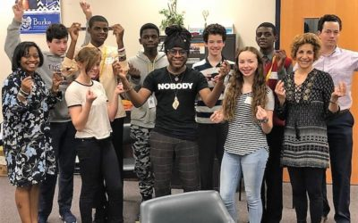 Teens Talk It Up: Student Poems on Social Justice and Cultural Awareness